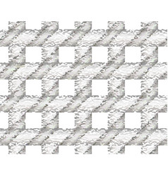 Gray checkered textured pattern vector