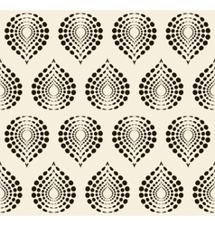 seamless pattern drop vector image vector image