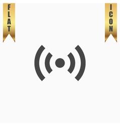 Wi-fi icon vector