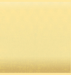 gold brown dotted background vector image