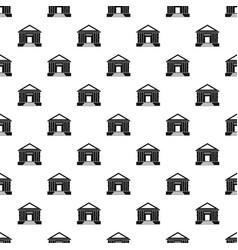 Colonnade pattern vector