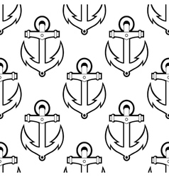 Marine or nautical seamless background pattern vector
