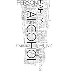 You can host a party and get sued text word cloud vector