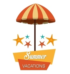 Summer and travel vector