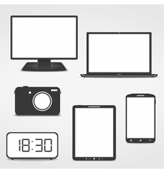 Electronics vector image vector image