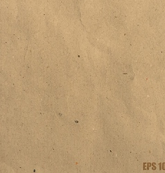 Recycled paper background eps10 vector image