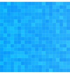 Squared blue seamless pattern vector