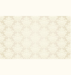 Beige retro wallpaper background vector