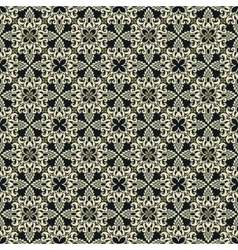 Seamless paisley pattern vector image vector image