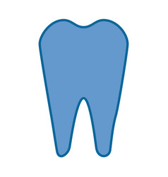 tooth icon image vector image vector image