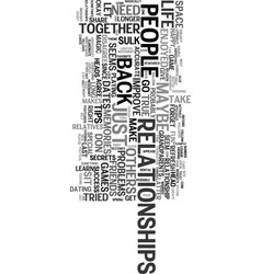 You can improve your relatonships text word cloud vector