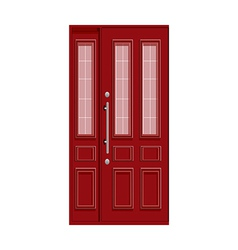 Icon door vector