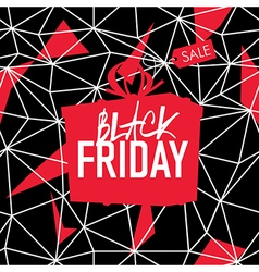 Big Sale Friday Sale Poster vector image vector image