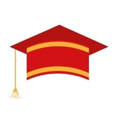 Student graduation graduated hat vector