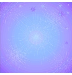 Abstract background with glare lilac blue vector