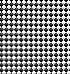black and white glossy blocks vector image