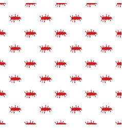 Pool of blood pattern vector
