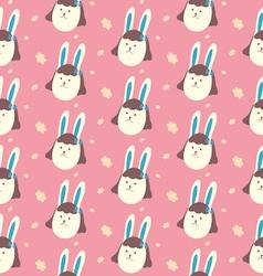 Rabbit2 vector image