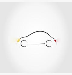 Car3 vector image