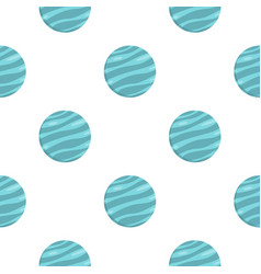 Big planet pattern seamless vector