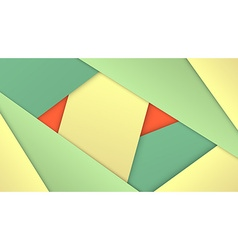 Abstract Geometry Background vector image vector image