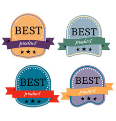 badges-07 vector image