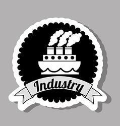 ship design vector image