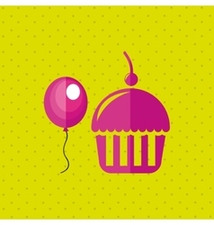 Celebration party icon design vector