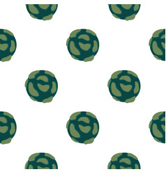 Beautiful planet pattern seamless vector