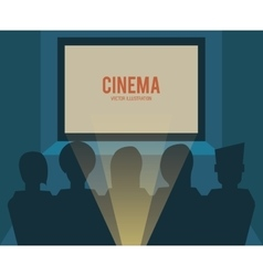 Movie film cinema room icon graphic vector