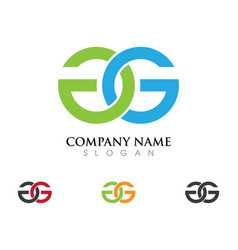 G letter logo vector