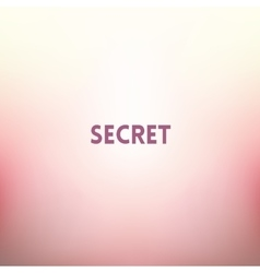 square blurred background pink pearl colors with vector image vector image