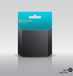Blanc box 2 vector