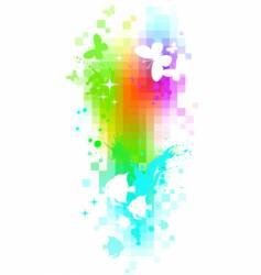 summer splash vector image vector image