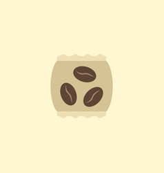 flat icon instant element of vector image vector image