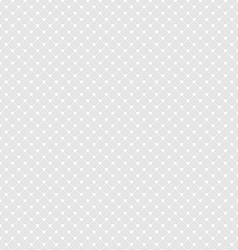 White Polka Dot Seamless Pattern Background vector image vector image