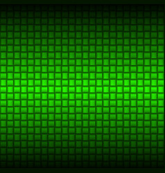 metalic green industrial texture for design vector image vector image