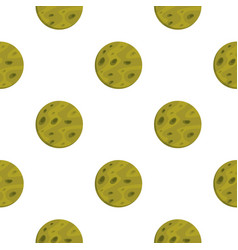 Moon pattern seamless vector