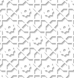 arabian pattern 212 vector image vector image