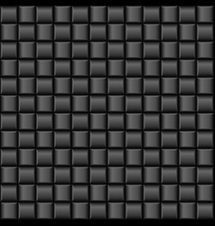 Abstract black cell textures for creative design vector