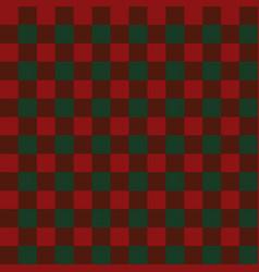 lumberjack plaid pattern vector image vector image