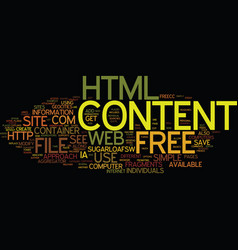 Free content for individuals text background word vector