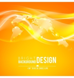 Abstract shine background vector image