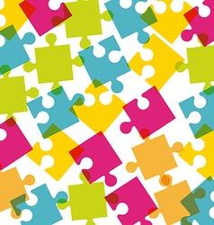 Puzzle concept design vector