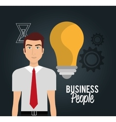 Time managament and business vector