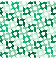 Geometric pinwheel pattern vector