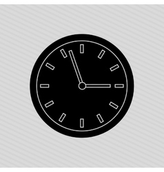 Time icon design vector