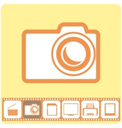Photo services vector