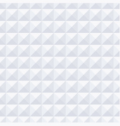 Background white seamless geometric texture vector
