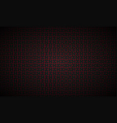 abstract puzzle widescreen background vector image